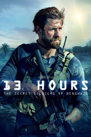 Cover 13 Hours: The Secret Soldiers of Benghazi