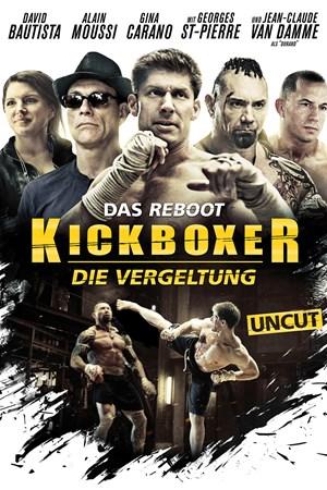 Cover Kickboxer: Die Vergeltung