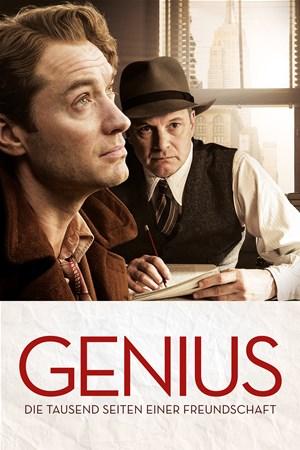 Cover Genius - Die tausend Seiten einer Freundschaft