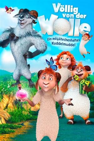 Cover Völlig von der Wolle - Ein määährchenhaftes Kuddelmuddel