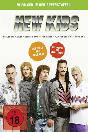 Cover New Kids - Superstaffel (uncut)