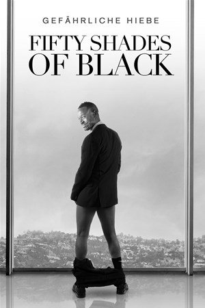 Cover Fifty Shades of Black