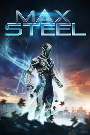 Cover Max Steel