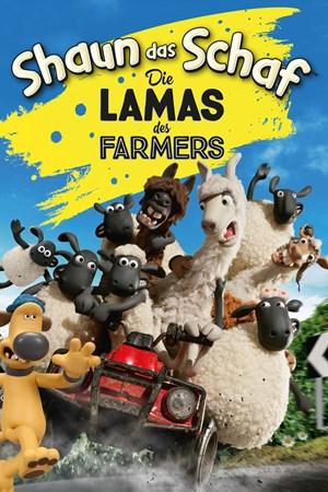 Cover Shaun das Schaf - Die Lamas des Farmers