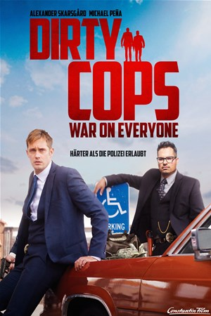 Cover Dirty Cops - War on Everyone