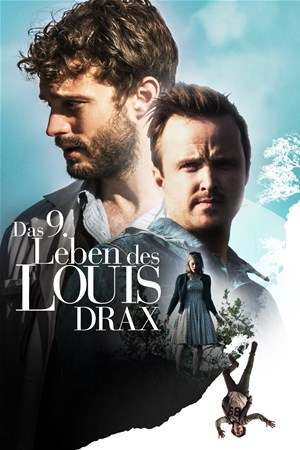 Cover Das neunte Leben des Louis Drax
