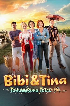 Cover Bibi & Tina: Tohuwabohu total