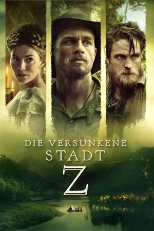 Cover Die versunkene Stadt Z