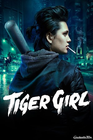 Cover Tiger Girl