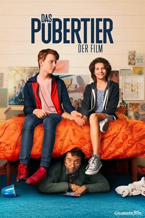 Cover Das Pubertier - Der Film