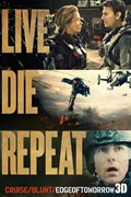 Live Die Repeat: Edge Of Tomorrow - 3D