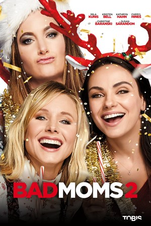 Cover Bad Moms 2