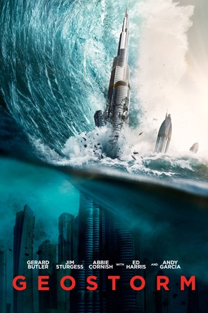 Cover Geostorm
