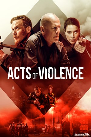 Cover Acts of Violence