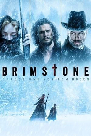Cover Brimstone - Erlöse uns von dem Bösen