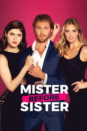Cover Mister Before Sister