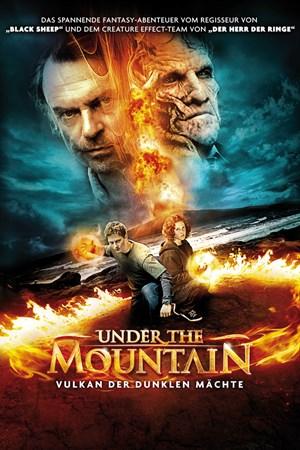 Cover Under the Mountain - Vulkan der dunklen Mächte