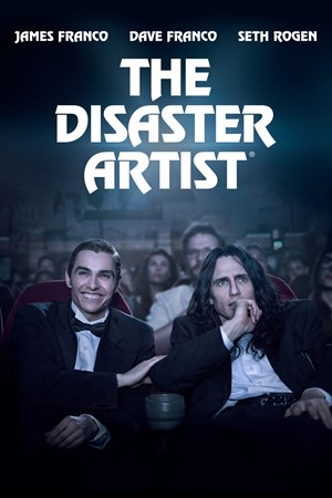 Cover The Disaster Artist