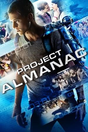 Cover Project Almanac