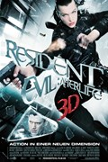 Resident Evil: Afterlife - 3D