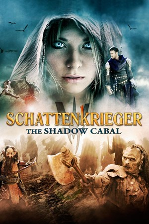 Cover Schattenkrieger - The Shadow Cabal