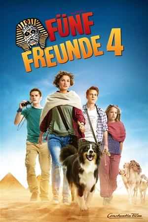 Cover Fünf Freunde 4