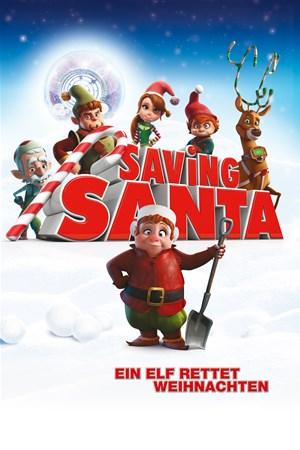 Cover Saving Santa – Ein Elf rettet Weihnachten