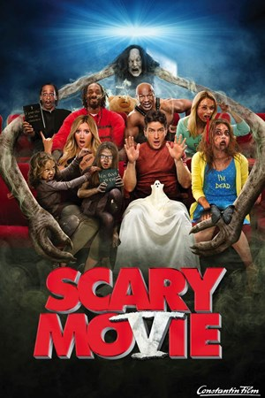 Cover Scary Movie 5