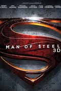 Man Of Steel - 3D