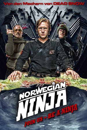 Cover Norwegian Ninja